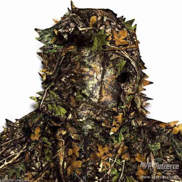 Hejkal - maskovací oblek - foto 1