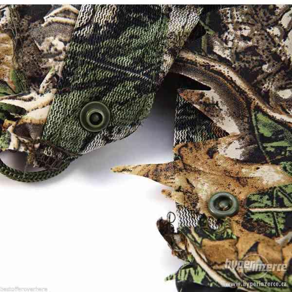 Hejkal - maskovací oblek - foto 4