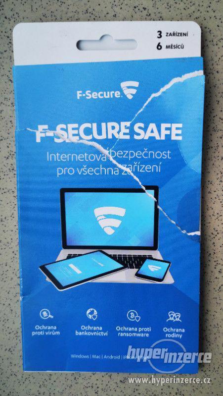 F - SECURE SAFE Antivir