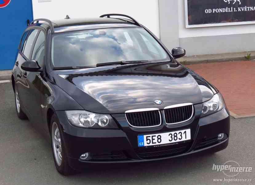 BMW 318D 2006 160tkm