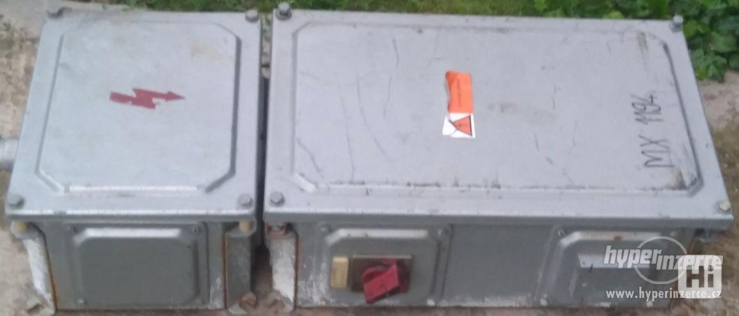 Pronájem rozvaděčů - foto 5