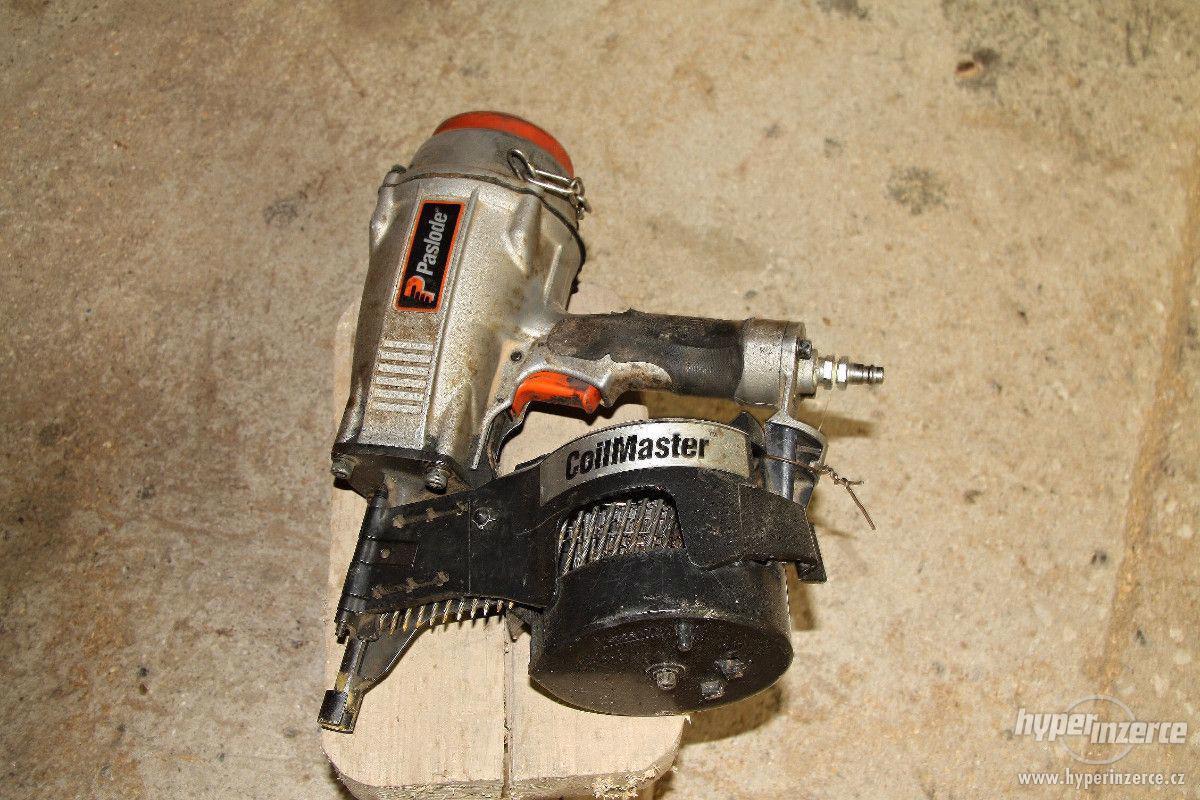 Hřebíkovací pistole Paslode - foto 1