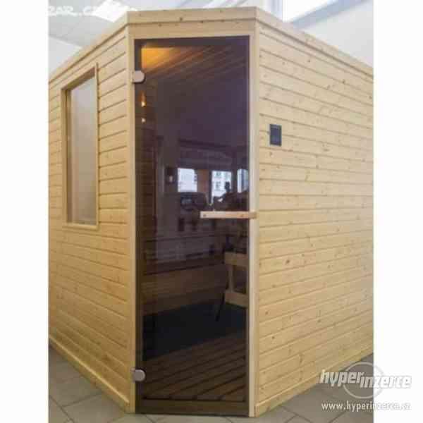 Prodám finskou saunu značky Saunaproject - foto 1