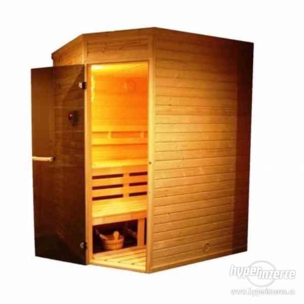 Prodám finskou saunu značky Saunaproject - foto 2