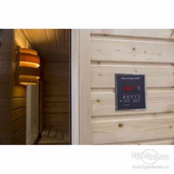 Prodám finskou saunu značky Saunaproject - foto 3