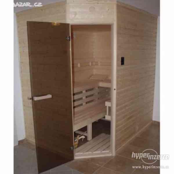 Prodám finskou saunu značky Saunaproject - foto 4