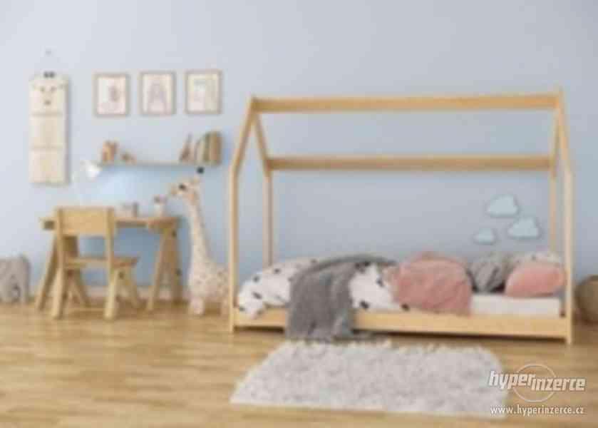 Dětská postel DOMEČEK - foto 2