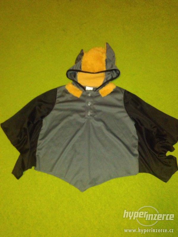 Dětský kostým netopýr - foto 1