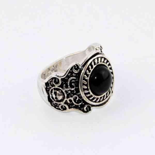 Rebel Heritage - Pánský pečetní prsten / prstýnek Cuore di P