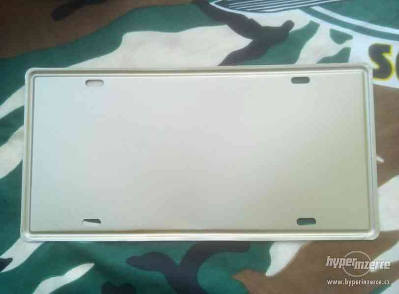 Army plechová cedule - foto 3