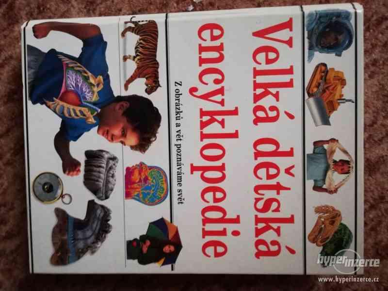 Knihy - sada dětských encyklopedií (i jednotlivě) - foto 3