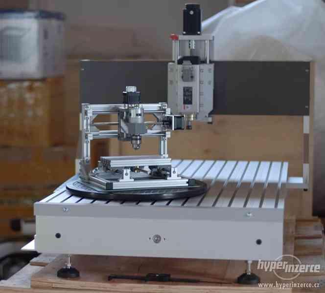 CNC frézka
