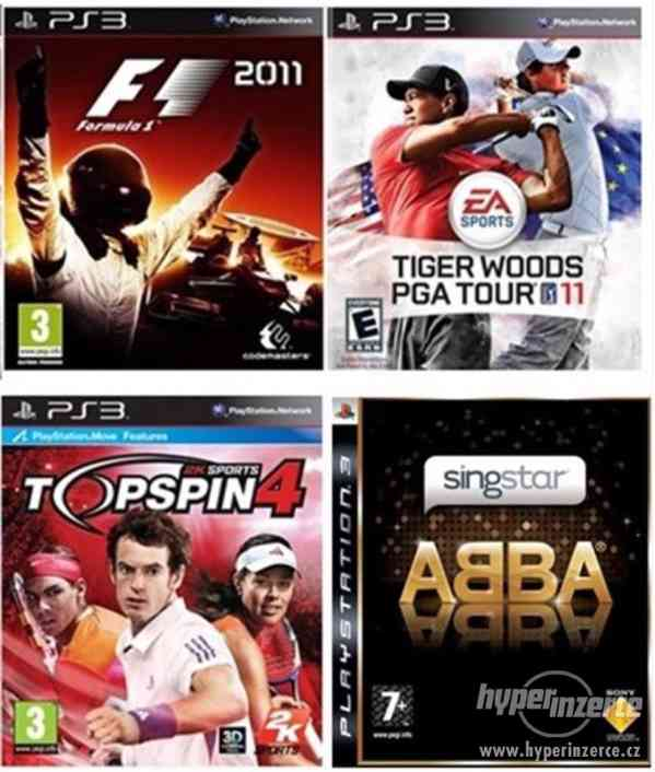 Hry na Playstation 3