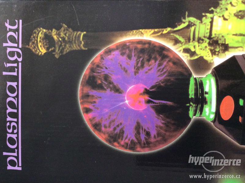 Plasma light koule - foto 1