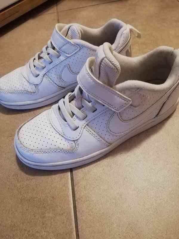 Nike dětské boty vel. 33