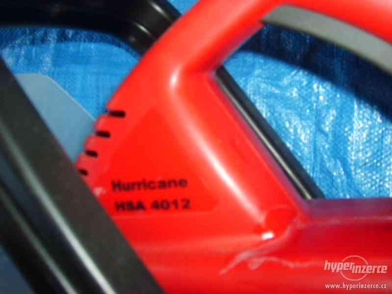 Plotové akumulátorové nůžky - foto 3