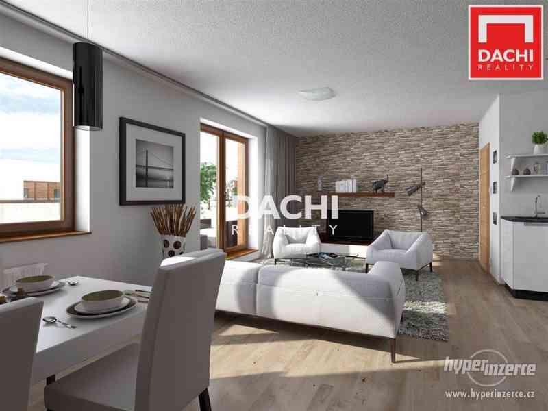 Prodej novostavby bytu 4.C (C1) – 3+kk 99 m?, Olomouc, Bytové domy Na Šibeníku