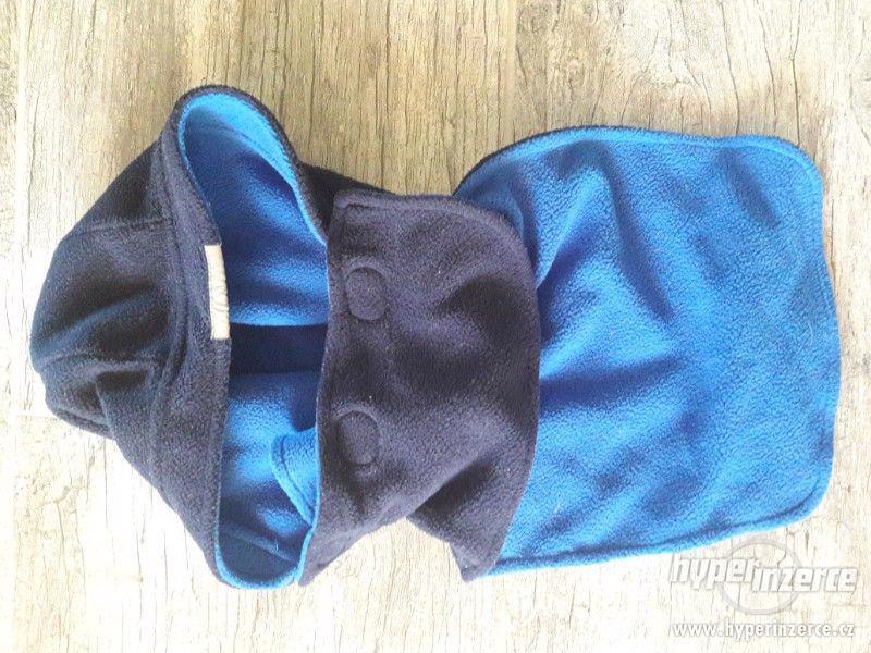 Zimní čepice - foto 4