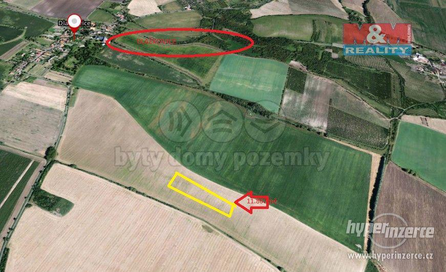 Prodej pole, 11867 m?, Dlažkovice - foto 3