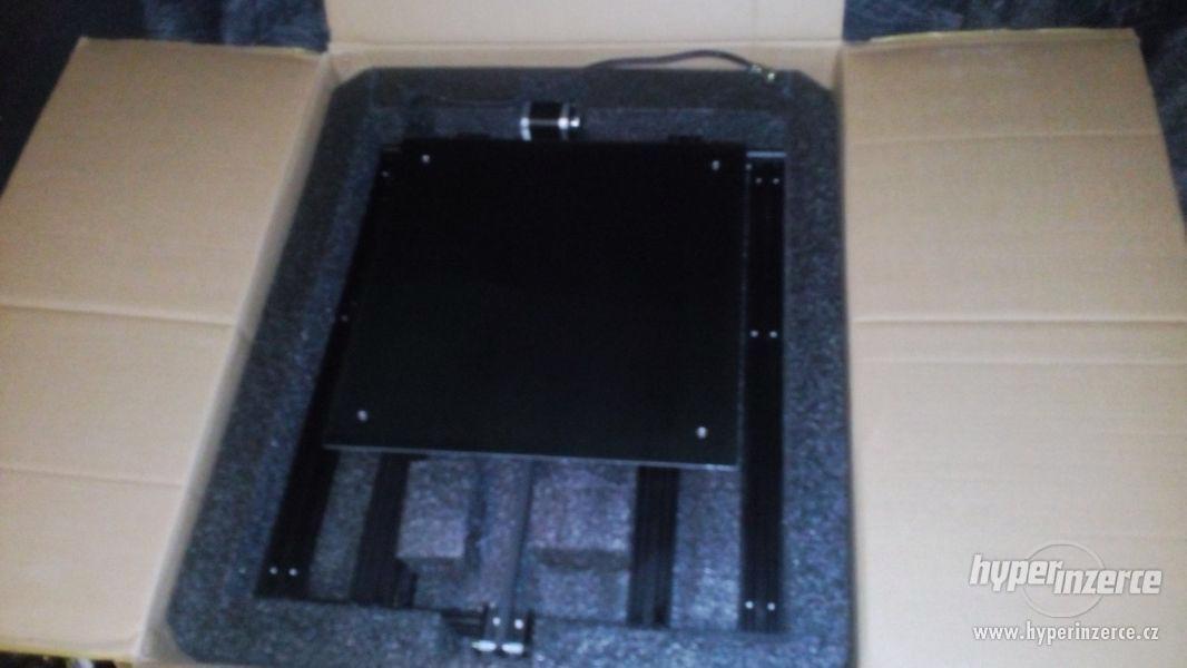 3d tiskárna cr 10 s4 s velkou tiskovou plochou 400x400X400 - foto 2