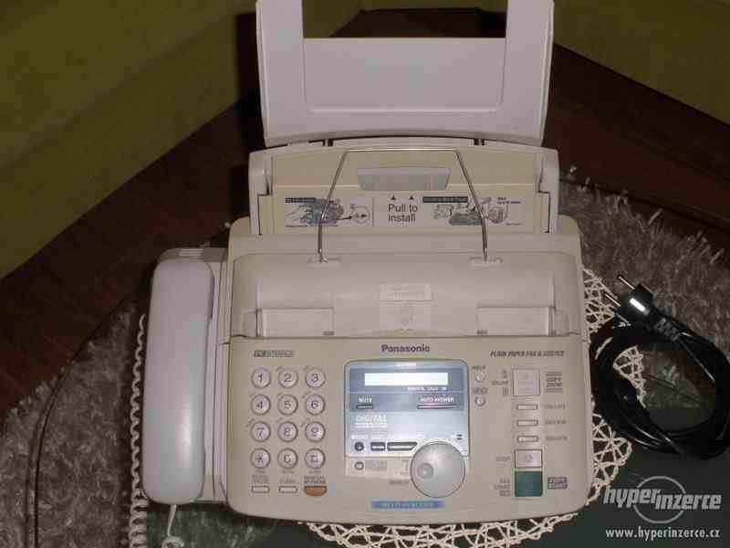 kopirka s telefonem