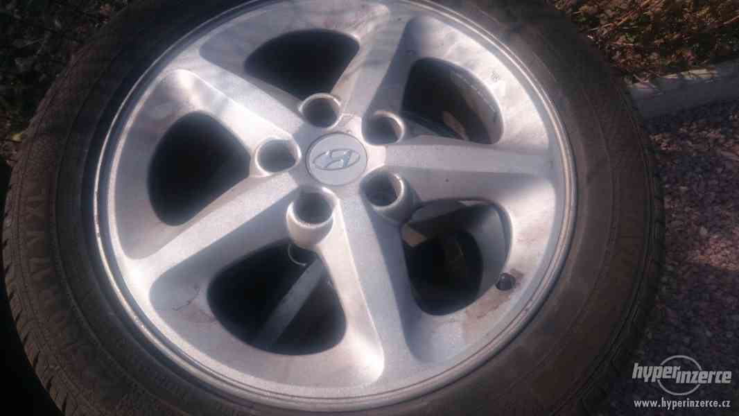 Originalni 17 alu Hyundai Sonata