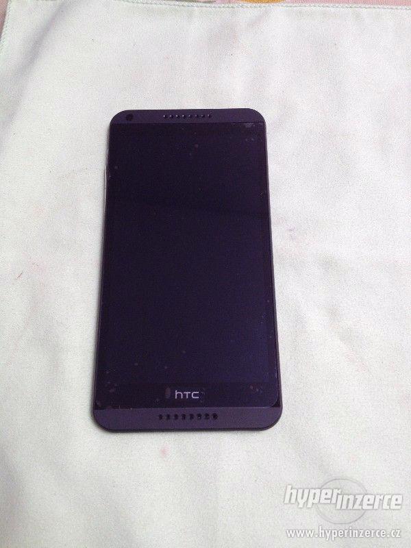 HTC Desire 816 816W D816w LCD+Digitizer+Rám - foto 1