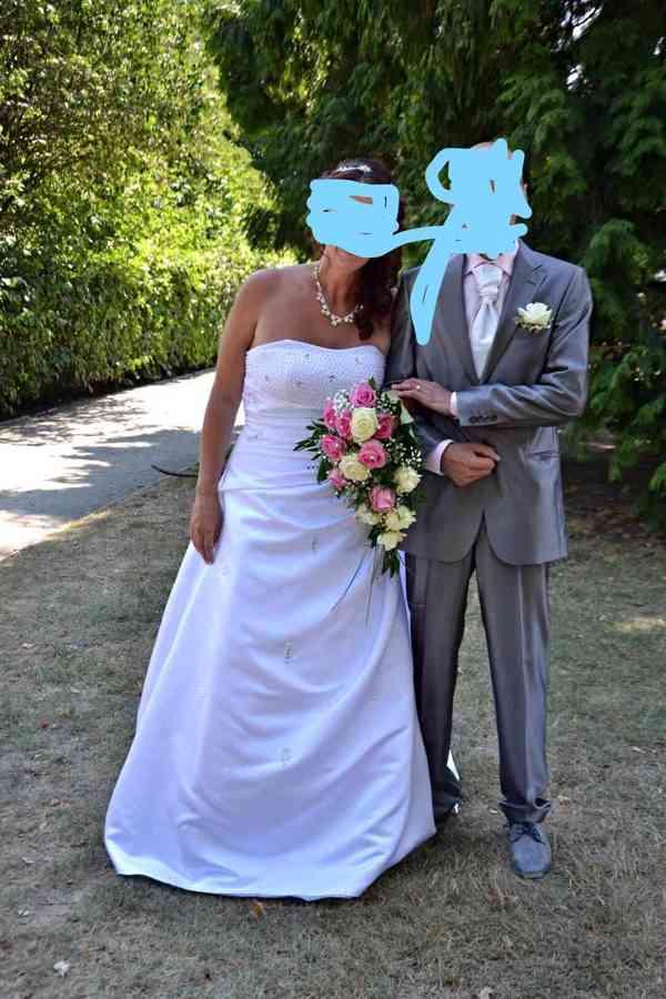 Svatební šaty - foto 2