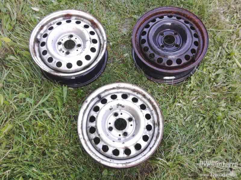 disky BMW 5 1/2 J x 14 x H2