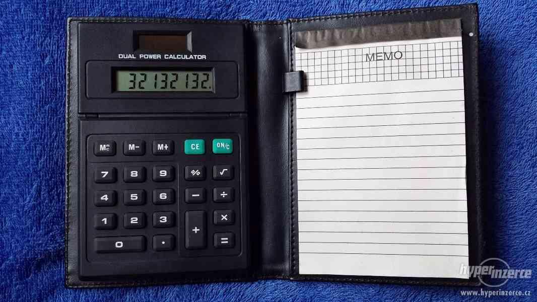 Kalkulačka se základními výpočty + bonus