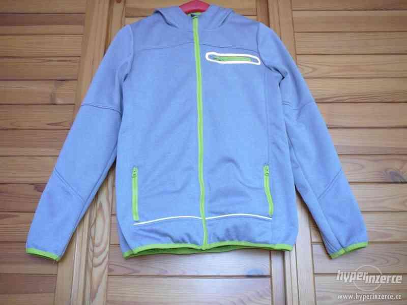 CRIVIT CHlapecká softshellová bunda158/164 - foto 2