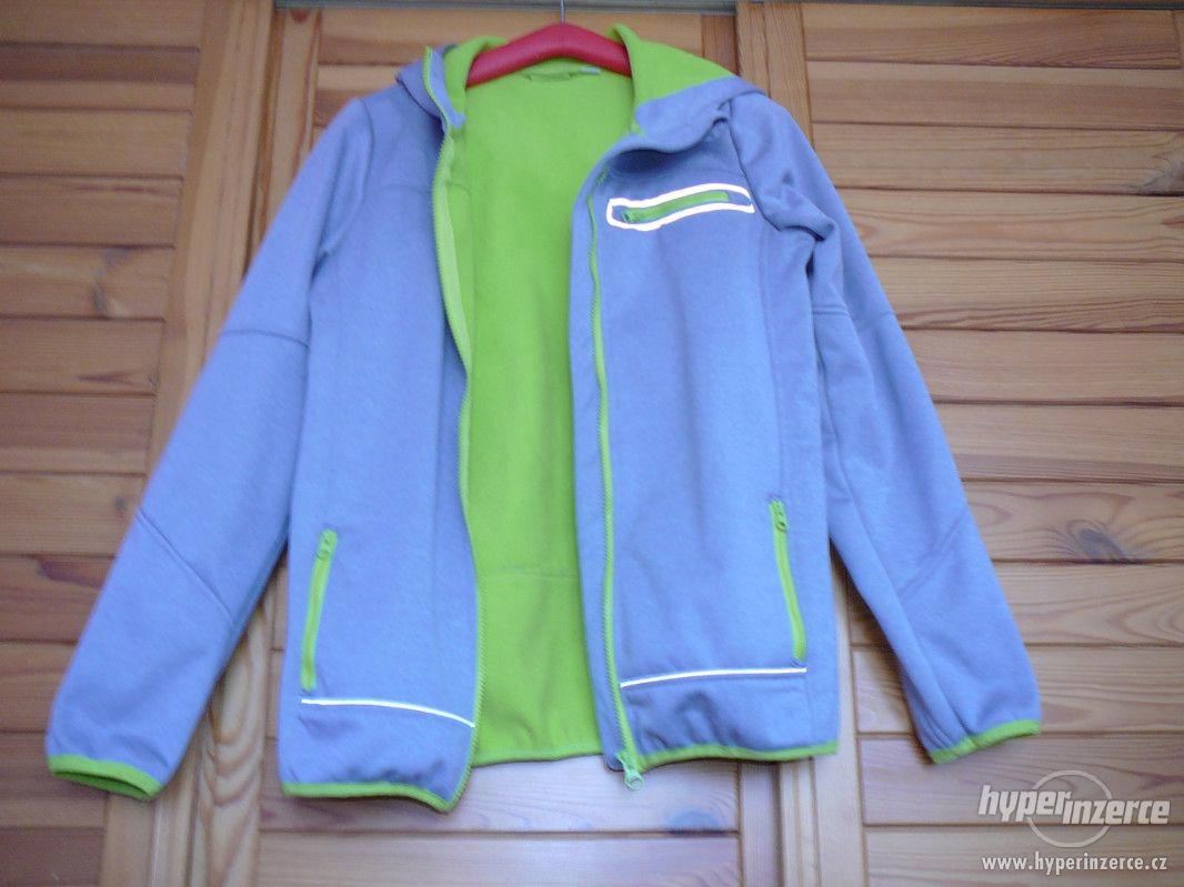 CRIVIT CHlapecká softshellová bunda158/164 - foto 1