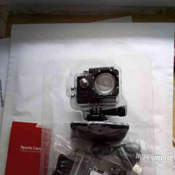 akcni kamera SPORTSCAM WATERPROOF FHD 1080P 12.0MPIX - foto 2