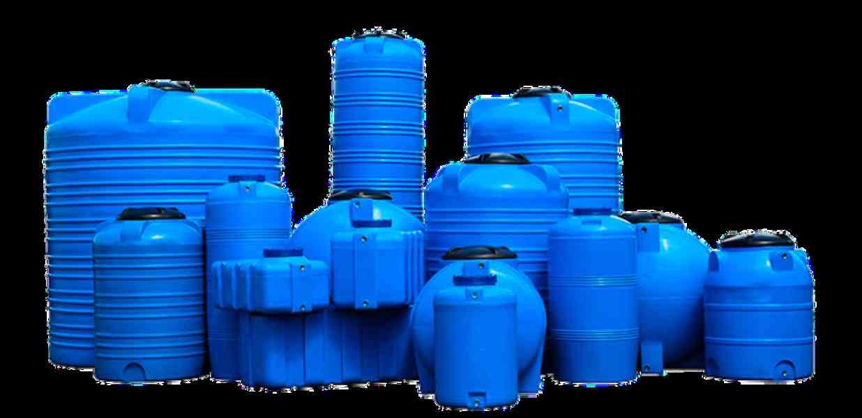 Plastová nádrž 60 - 10 000 L (zásobník na vodu) - foto 5