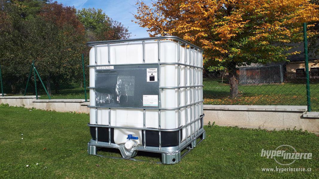 IBC kontejner 1000l