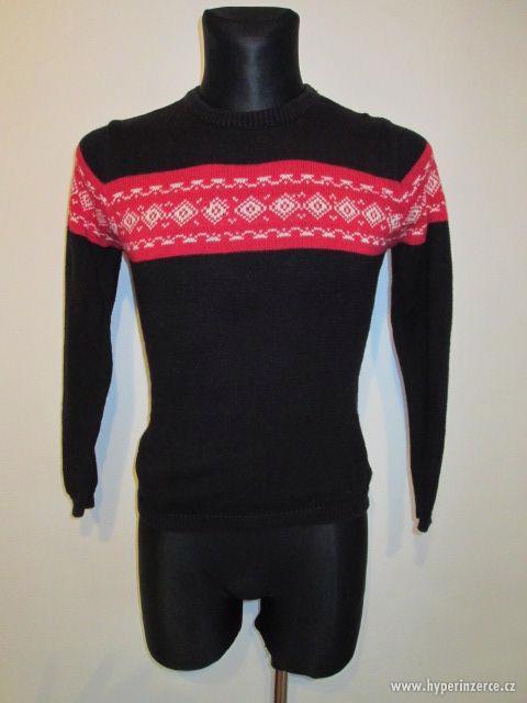 Pánské svetry - pánské značkové oblečení - foto 4
