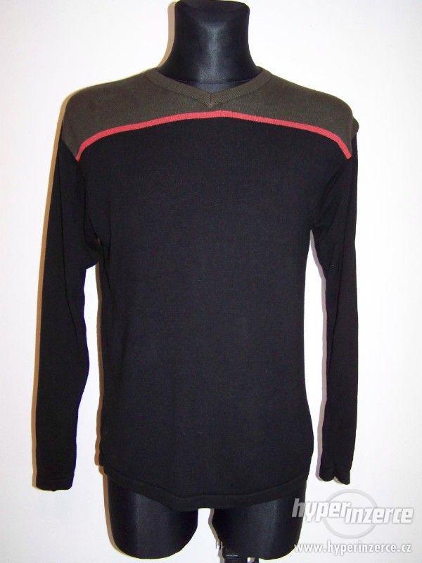 Pánské svetry - pánské značkové oblečení - foto 5
