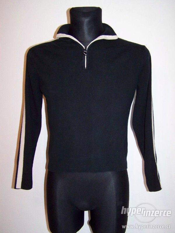 Pánské svetry - pánské značkové oblečení - foto 7