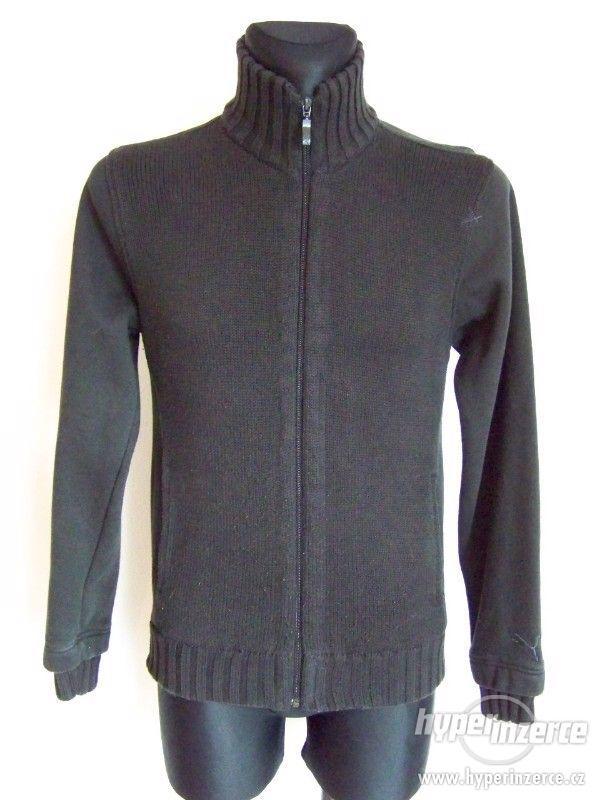 Pánské svetry - pánské značkové oblečení - foto 8