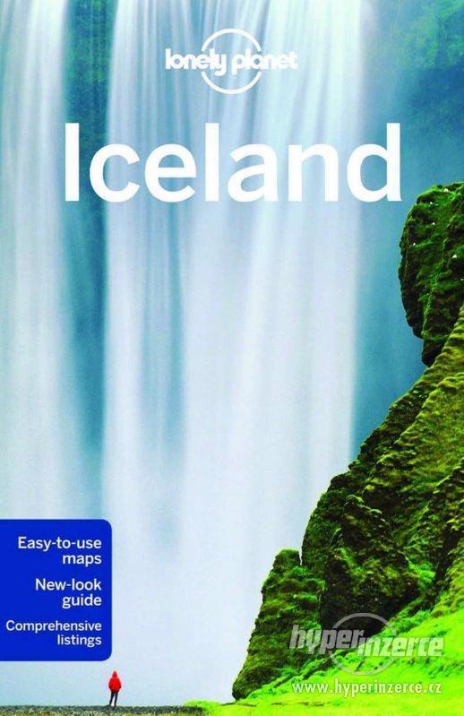 Iceland Lonely Planet 2015 průvodce anglicky - foto 1
