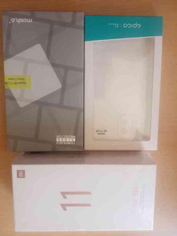 Mi 11 Lite 5G Truffle Black  6GB RAM 128GB ROM - foto 1