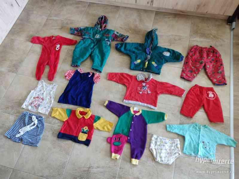 Dětské oblečení teplejší na zimu dětské zimní oblečení