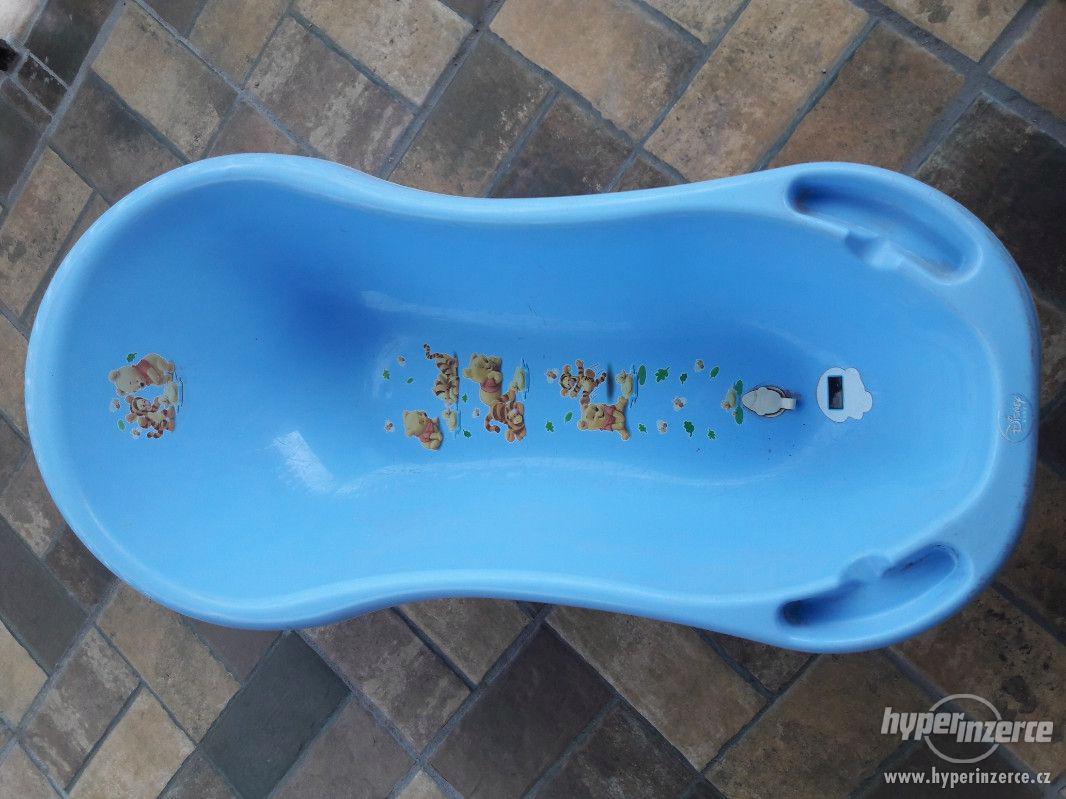 Vanička s teploměrem Disney - foto 1