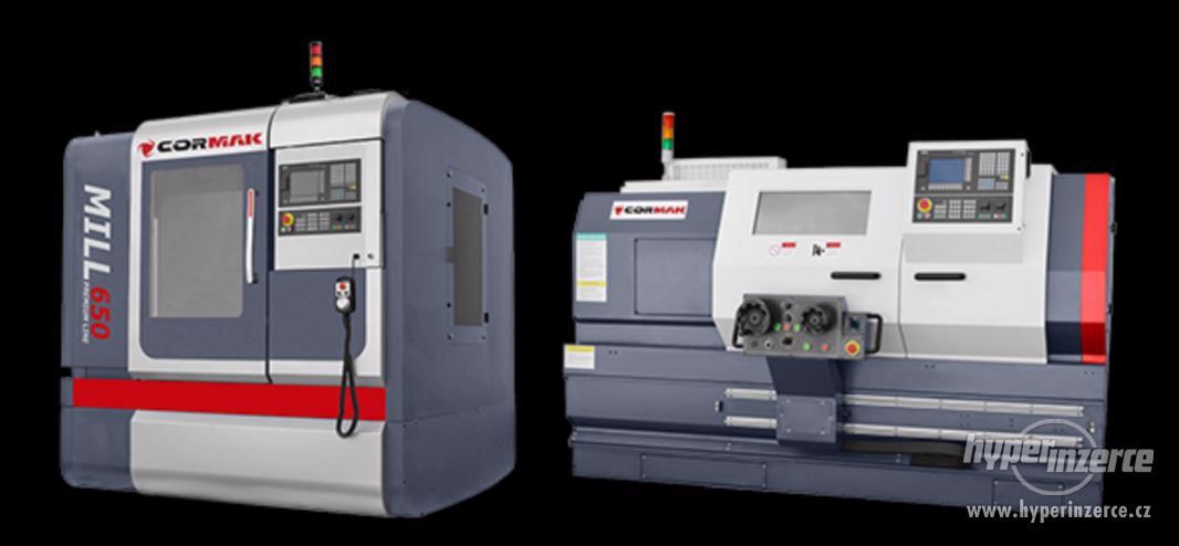 CNC stroje,soustruhy, frézky, CNC centra,.... - foto 1