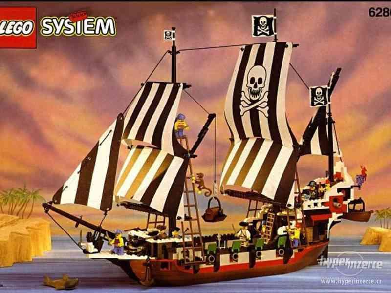 KOUPÍM Lego 6286 Skull Eye schooner případně jiné Pirates - foto 1