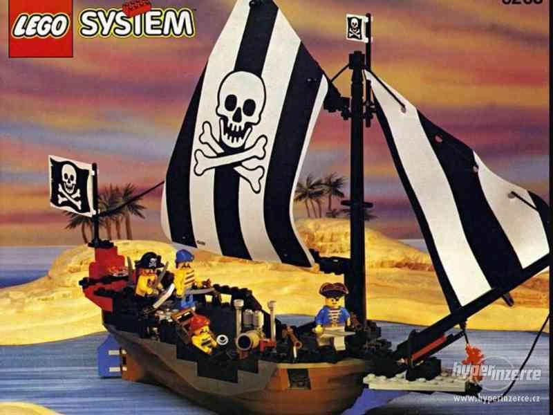 KOUPÍM Lego 6286 Skull Eye schooner případně jiné Pirates - foto 2
