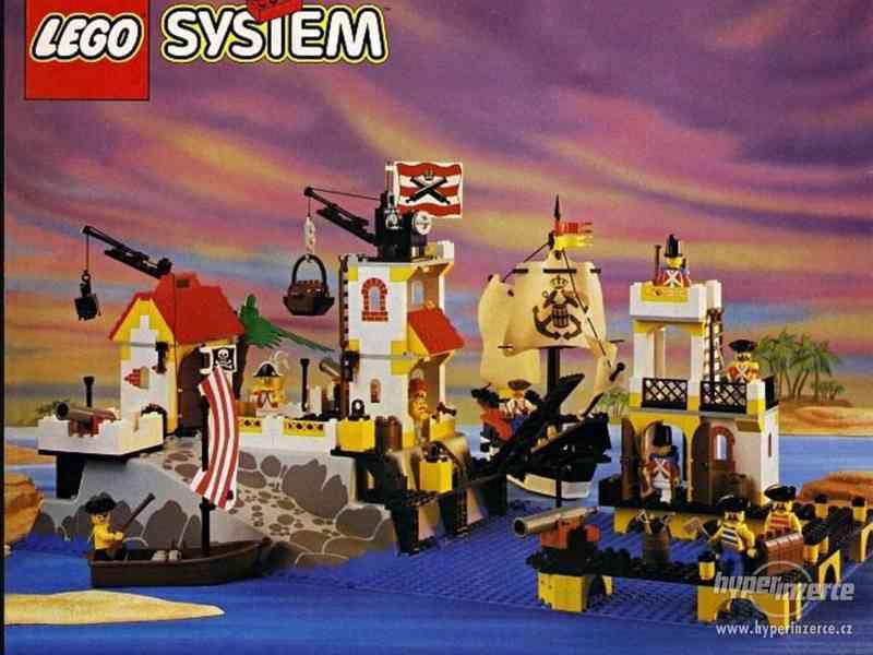 KOUPÍM Lego 6286 Skull Eye schooner případně jiné Pirates - foto 3