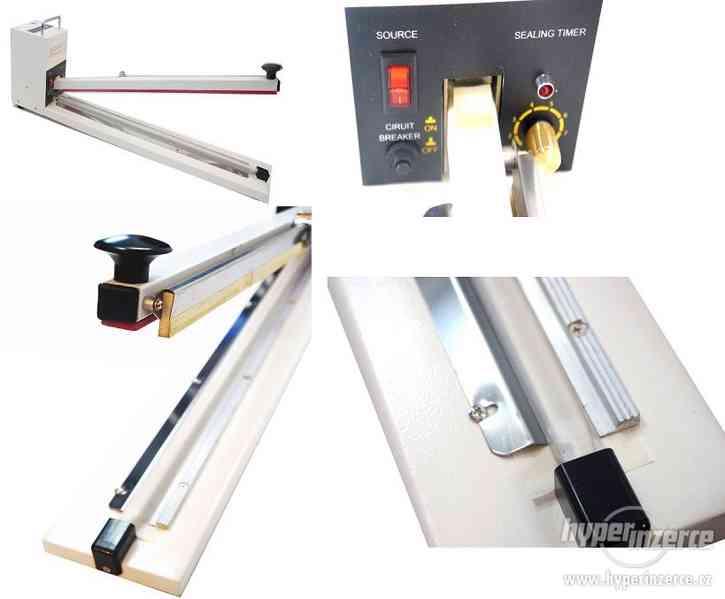 Impulsní páková svářečka HI600 s nožem