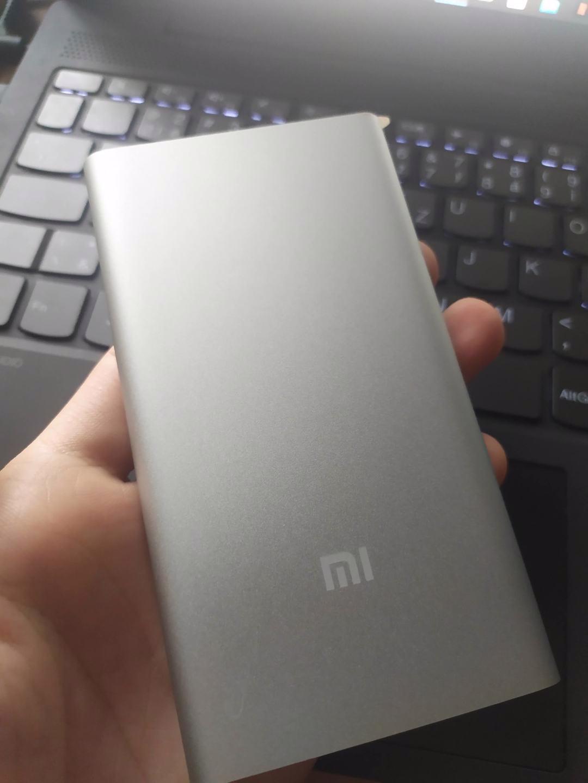 Xiaomi Power Bank 5000 mAh Silver - foto 1