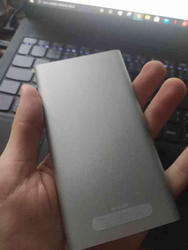 Xiaomi Power Bank 5000 mAh Silver - foto 6